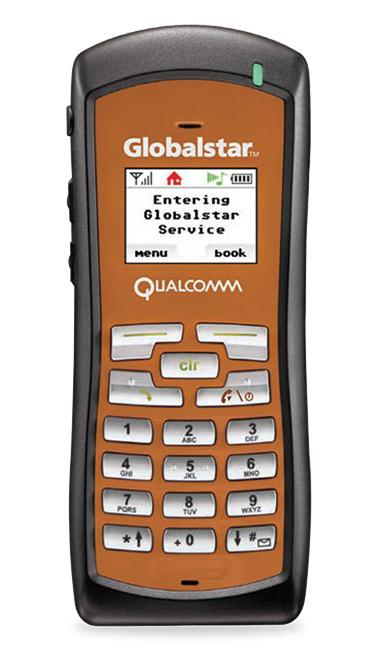 GlobalStar GSP 1700 Mobile Satellite Phone Clark Communications Inc